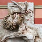 Antonio terracotta bianca